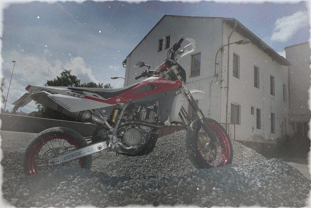 Čtenářský test: Husqvarna SM510R r. v. 2007