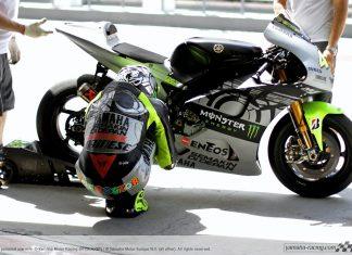 Valentino Rossi před Austinem uznal sílu Hondy
