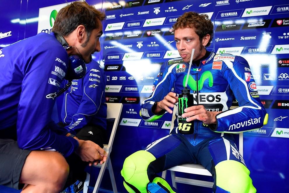 MotoGP: Valentino Rossi odepisuje letošní titul