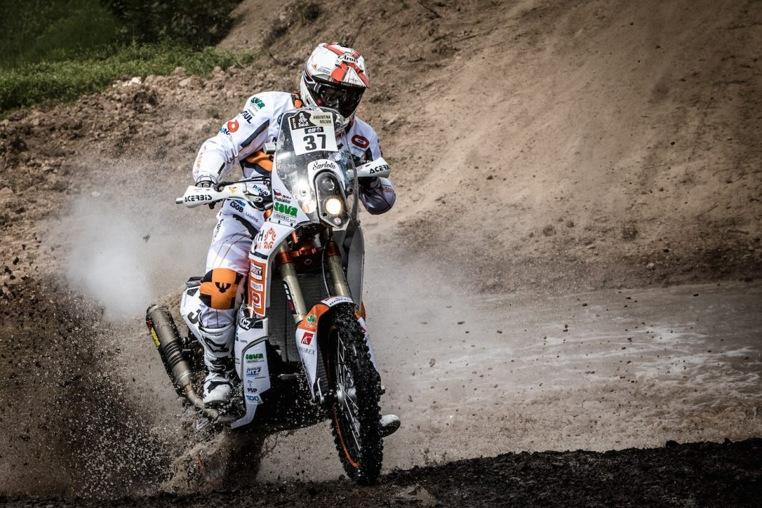 Necelé 2 týdny do startu Rallye Dakar