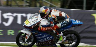 Moto3: Jakub Kornfeil komentuje závod v Austrálii