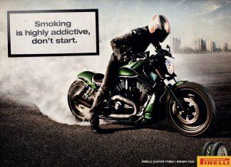 Kouření je vysoce návykové