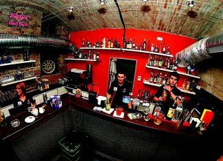 Nový bar pro PISTONHEADY