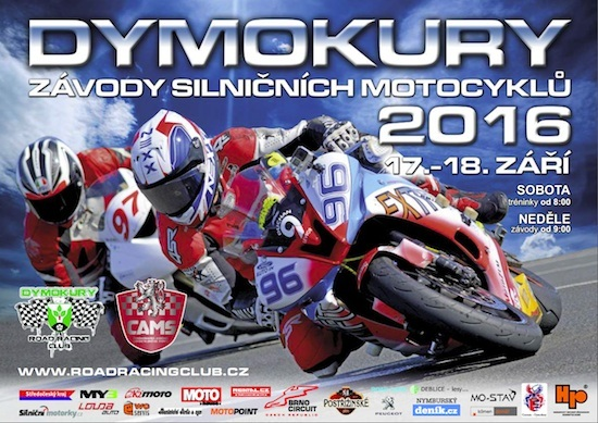 Náš tip na víkend: Road Racing Dymokury