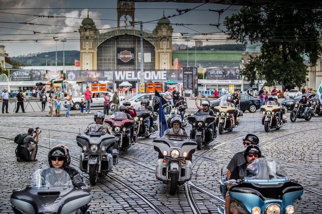 Třetí ročník Prague Harley Days je tady!
