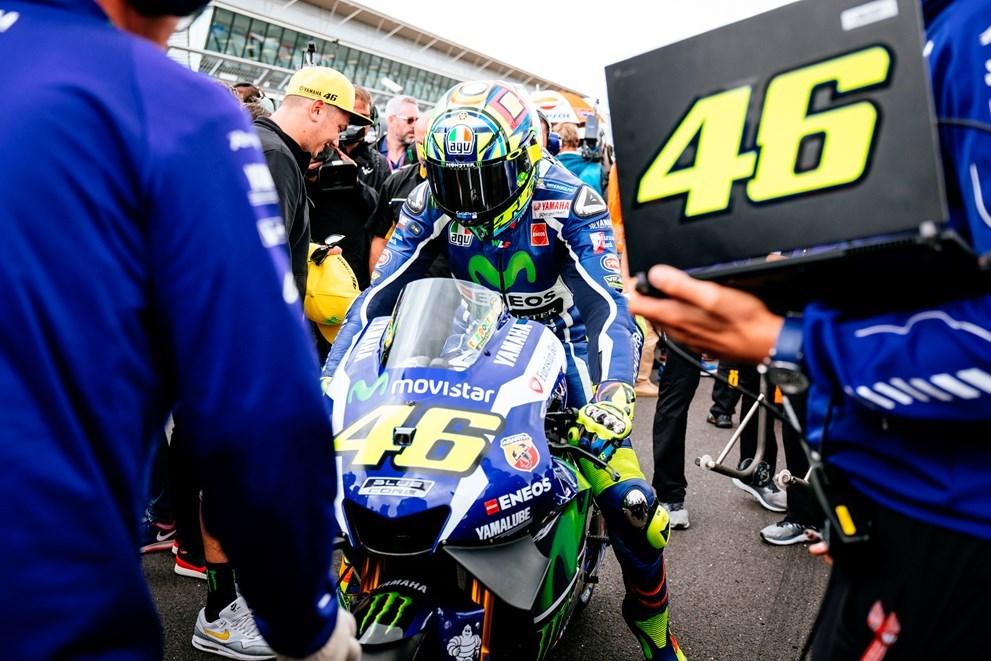 MotoGP: Rossi spokojen s pódiem