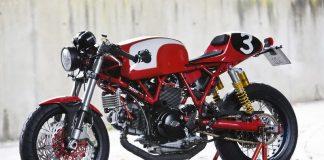 Radical Ducati Café Veloce