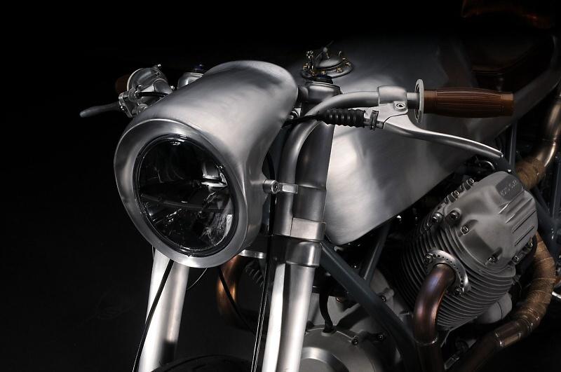 Moto Guzzi 850T od Revival Cycles