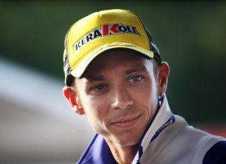 Rossi si to rozdá s Alonsem