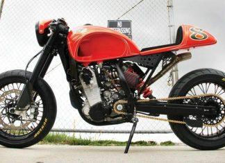 RSD: KTM 525 Café Moto