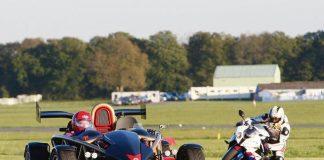 Ariel Atom V8 vs. BMW S 1000 RR