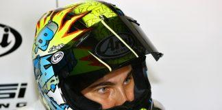 Abaja si za napínavou stíhací jízdu odváží ze Sachsenringu čtyři body