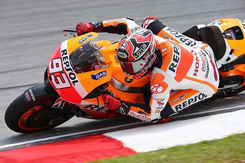 Třetí den testů MotoGP v Sepangu: Marc Marquez v absolutním rekordu