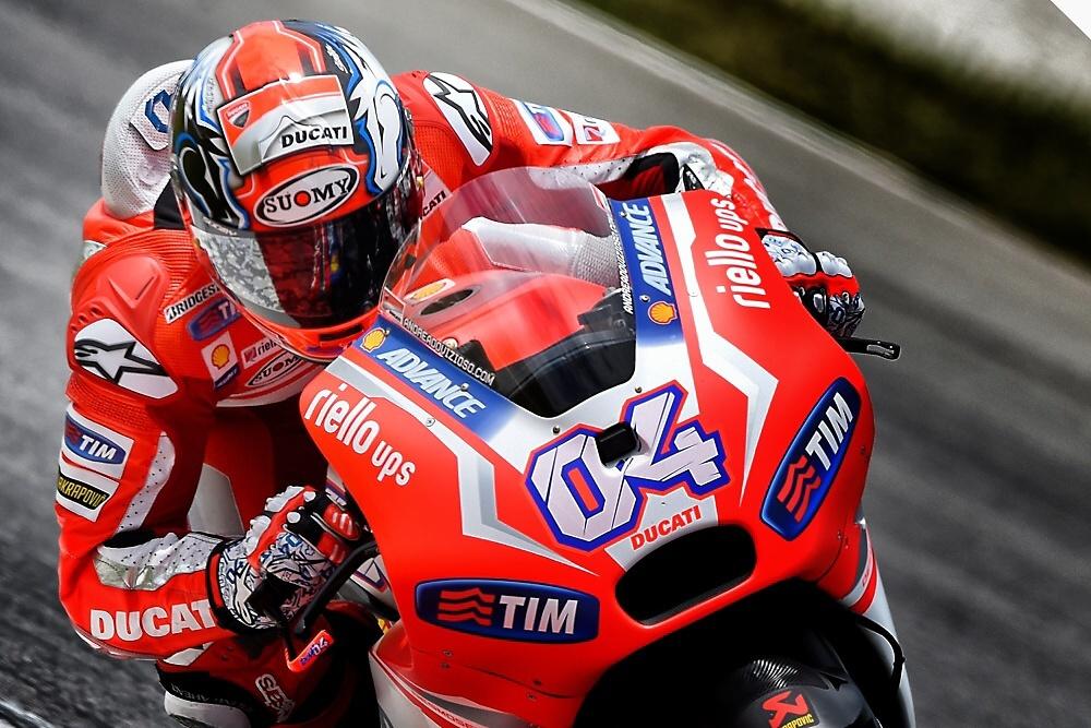 Valentino Rossi: Ducati nám může letos konkurovat