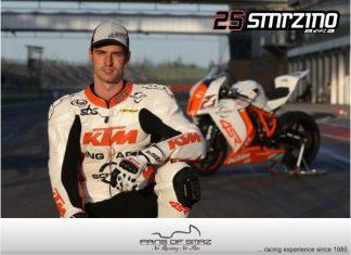 Matěj Smrž a první letošní víkend na superbikové KTM