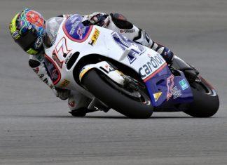 Karel Abraham závod nedokončil kvůli potížím s přední pneumatikou