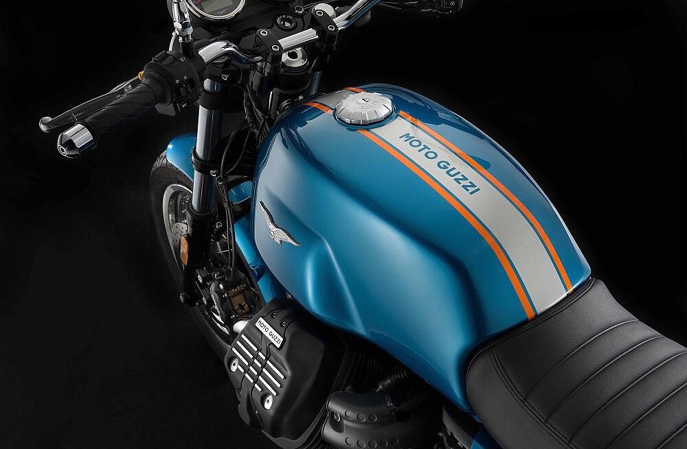 EICMA 2016: Moto Guzzi a čtyři nové nové V7 III