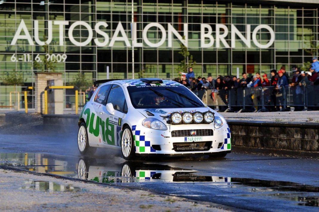 Rallysport se vrátí na brněnské výstaviště - AGROTEC SPORT Life Rally Show 2015