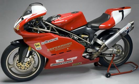 Fantastická Ducati Supermono na prodej