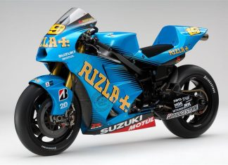 MotoGP Rizla Suzuki opět v režii Troy Lee Design