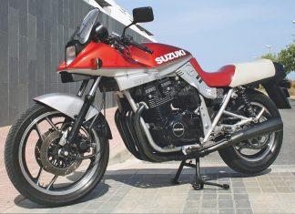 Legenda: Suzuki GSX1100S Katana