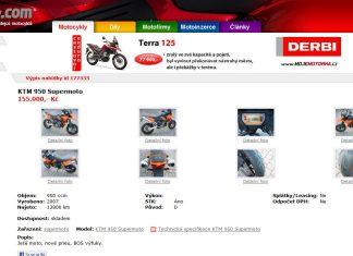 Největší bazar Tipmoto na motohouse.cz
