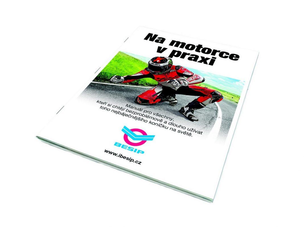 Nová brožura pro motorkáře