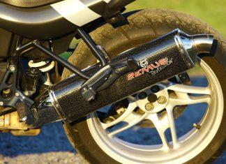 Tak funguje na motorce: Koncovka Remus Revolution GP