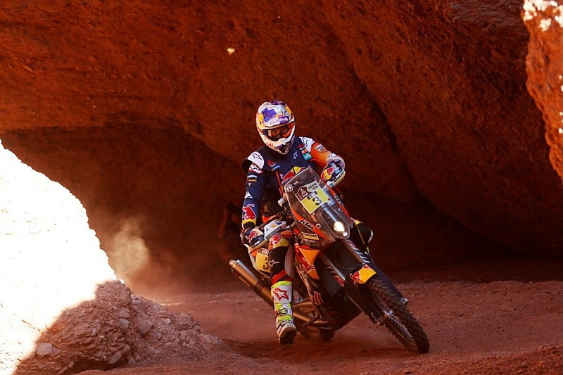 Rally Dakar 2016: 8. etapa a další dva dny konečně na písku