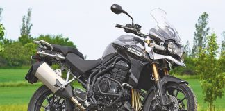 MH Test: Triumph Tiger Explorer