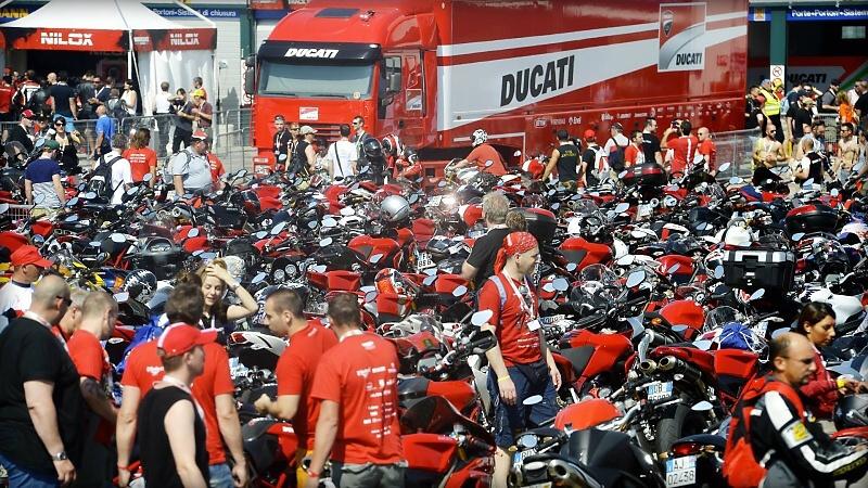 World Ducati Week 2016 zná svůj termín