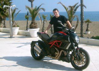 Exclusive: Ducati Diavel - první jízda!