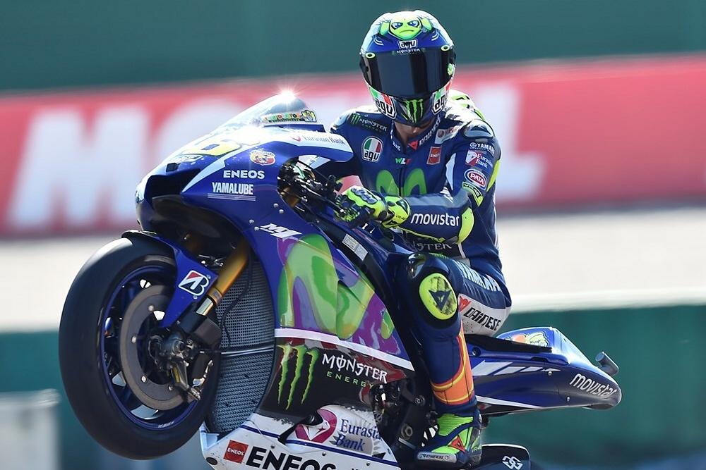 Bradl: Můj tip na titul je Rossi