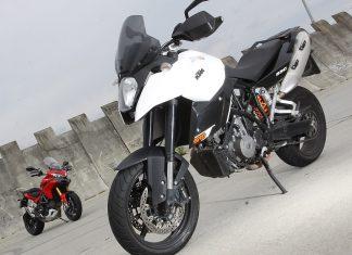 TEST: Ducati Multistrada S vs. KTM SMT 990