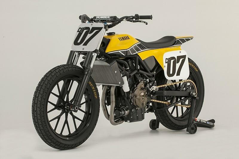 Yamaha DT-07