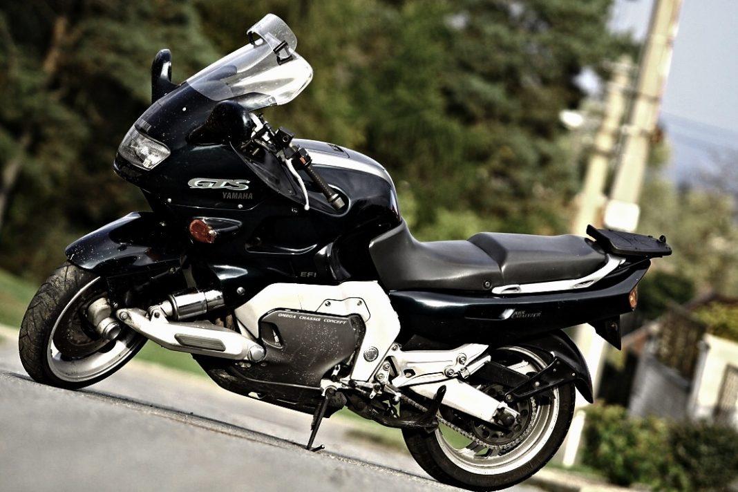 KLASIK TEST: Yamaha GTS1000