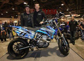 RSD: Yamaha WR450F Custom