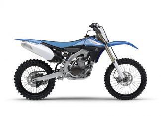 Technika Yamaha YZ450