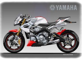 Oberdan Bezzi Design: Yamaha VZ1 Concept