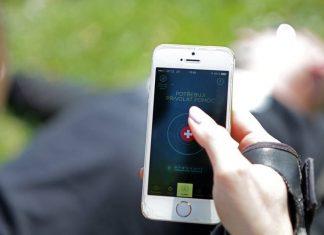 Záchranka – mobilní aplikace Zdravotnické záchranné služby