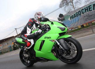 Jak zajet motorku