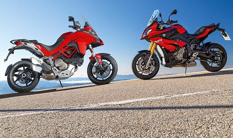 Srovnavaci Test Bmw S 1000 Xr Vs Ducati Multistrada 1200s Motohouse