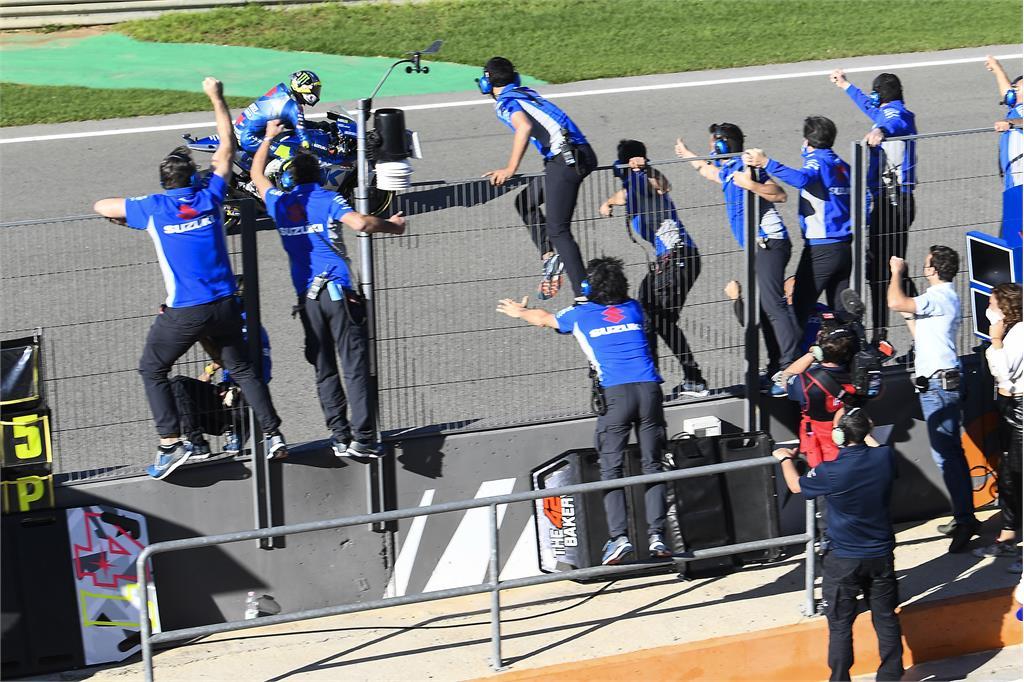 Joan Mir – Suzuki MotoGP